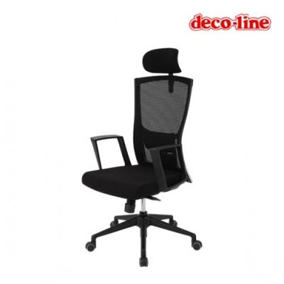 [데코라인] 웨일스 회전형 의자 이미지
