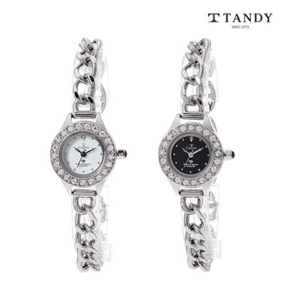 [TANDY] 탠디 다이아몬드 셀프밴드 여성팔찌 시계 DIA-4038 이미지